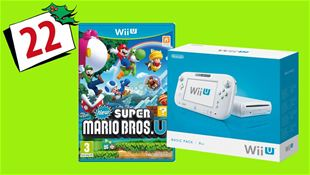 Se hvem der vandt Wii U med spil!