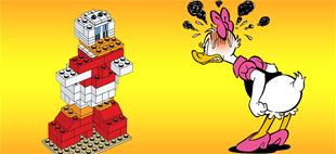 Sådan kan du lave Andersine i Lego