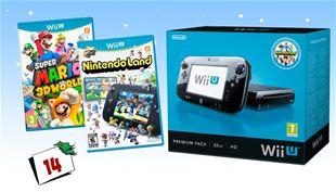 VIND Wii U Premium Pack med seje spil!