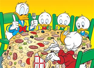 Vi vil se din lørdagspizza!