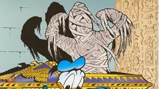 En teske mumie