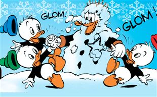 Tegn Anders som snemand