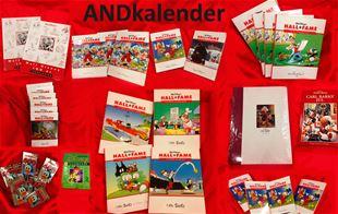 AFSLUTTET: ANDkalender - 31. Januar - SIDSTE DAG!!!