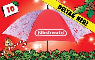 10. december - Vind sej Nintendo-paraply