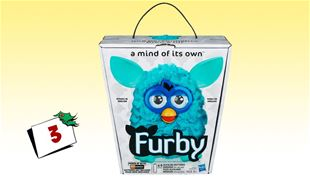 VIND en supersej Furby!