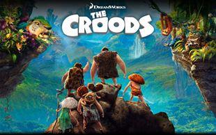Se hvem der vandt billetter til filmen Croods og meget mere: