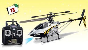 VIND Syma F1 Fjernstyret helikopter