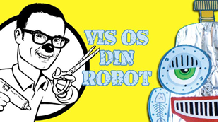 Vis os din skrot-robot!