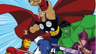 Afsluttet: Vind Marvel's Avengers - Verdens mægtigste helte!