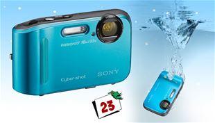 VIND Cybershot digitalkamera fra Sony!