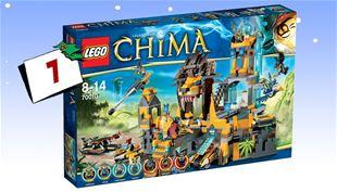 VIND Lego Chima - Løvernes Chi-tempel
