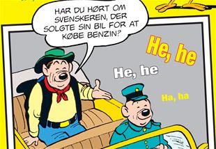 Har du hørt om svenskeren, der solgte sin bil...