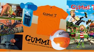 Afsluttet: Vind Gummi T-ting