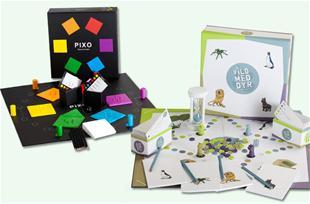 Afsluttet: Vind de fede brætspil Pixo og Vild med dyr!