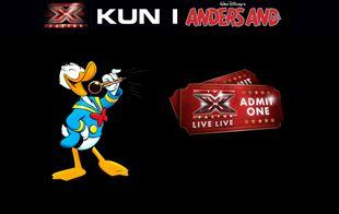 Kom til X Factor-generalprøve