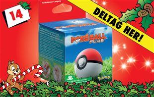 14. december - Vind Poké Ball Plus