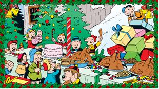 Hvad synes DU er det aller, aller, aller bedste ved Juleaften?