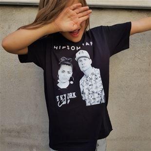 Vind HipSomHap-T-shirts