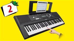 Vind Yamaha keyboard!