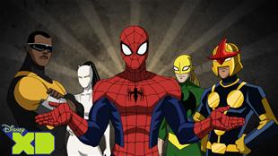 Se hvem der vandt: Ultimate Spider-Man