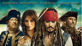 Afsluttet: Vind Pirates of the Caribbean: I ukendt farvand