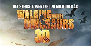 AFSLUTTET: SE HVEM, DER VANDT! Dino-konkurrence!