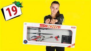 Vind Syma helikopter!