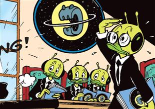 Tag UFO-testen!