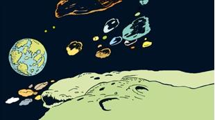 Onkel Joakim på månen