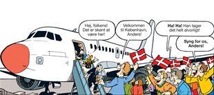 Anders indtager København!