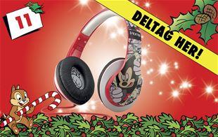 11. december • Vind Disney Mickey Mouse iHome-hovedtelefoner