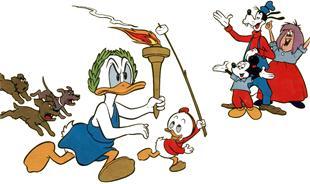 Olympiske lege med Disney