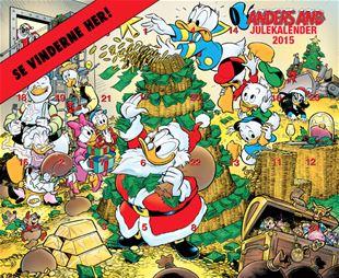 Julekalenderen 2015, se dagens vindere