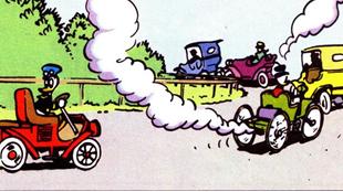 Trafik i Andeby