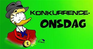 AFSLUTTET: Hvilken dansk superheltetegner har også lavet historier til Anders And & Co.?