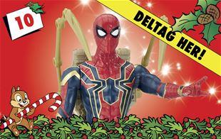 10. december • Vind Marvel Avengers-figur