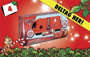 4. december • Vind Disney Biler airhockeyspil