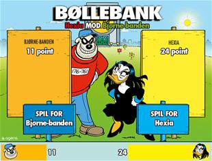 Nyt spil: Bøllebank!