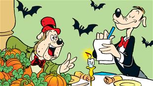 Gyselig Halloweenmad!