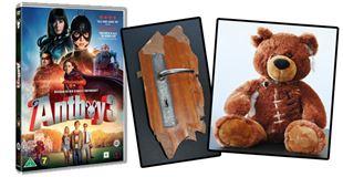 Vind Antboy 3 på dvd samt seje rekvisitter fra filmen!