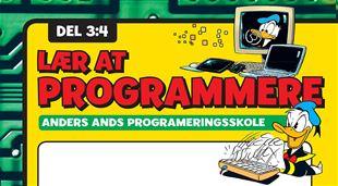 Anders Ands programmeringsskole, del 3:4