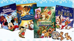 Vind Disney-filmpakke!
