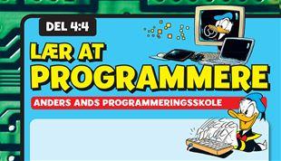 Anders Ands programmeringsskole, del 4:4