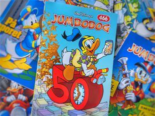 HURRAAAAAA: Jumbobogen fylder 50 år!