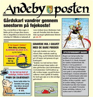 Andebyposten 01/2013
