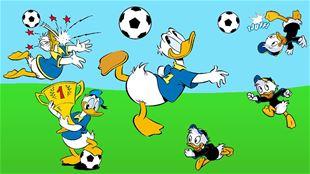 Vild med fodbold?