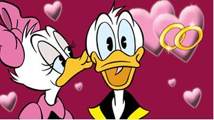 Anders og Andersine skal giftes!
