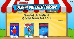Design din egen forside og få den udgivet!
