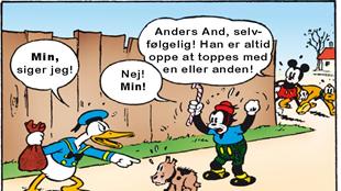 Klassisk Anders-serie i ugens blad!