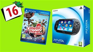 Vind Playstation Vita + spil!